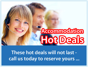 Accommodation Hot Deals